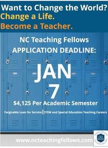 NC Teaching Fellows