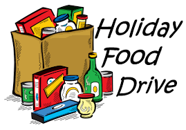 Region 6 Holiday Food and Gift Card Drive