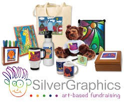 Silver Graphics Art Fundraiser