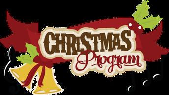 One More Christmas Program!