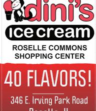 Dini's Ice Cream Dine Out Night