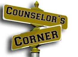 Counselor's Corner by Brenda Foster
