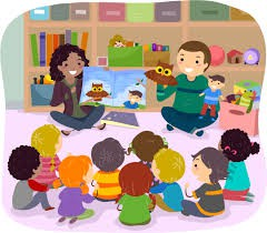 RHS LIBRARY STORY TIME: All story times run from 2-2:40