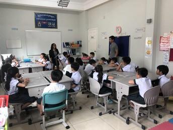Grade 3A Class