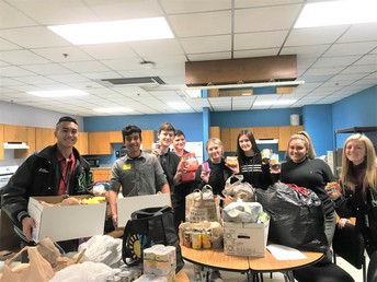 KHS Student Council Making a Difference