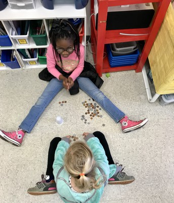 Adding coins with partners