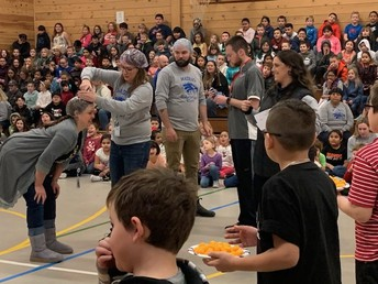 January PBIS Assembly