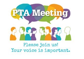 Please join PTA meeting