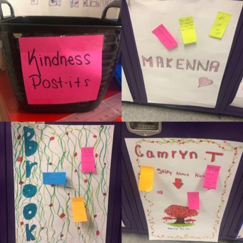 Kindness Week at PCIS