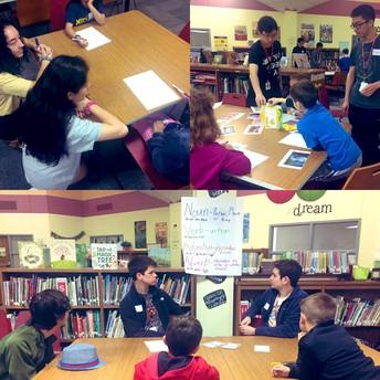 AP Lit Writing Workshop For 2nd Graders