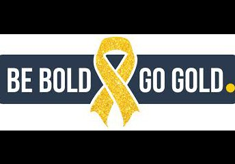Gold/Yellow Day in honor of Childhood Cancer Awareness Month