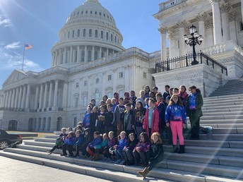 PUE Panthers at the Capitol
