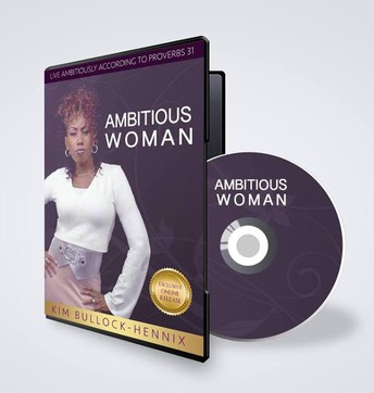 Ambitious Woman