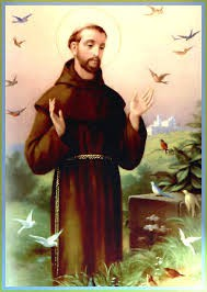 St. Francis of Assisi Feast Day