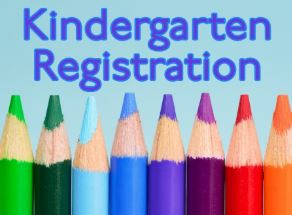 Kindergarten Registration for 20-21