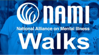 Join the Saints Minds Matter Team at NAMI Walk