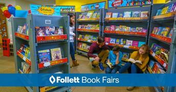PTO Sponsored Book Fair This Week