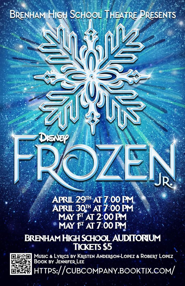 Cub Company Frozen Tickets
