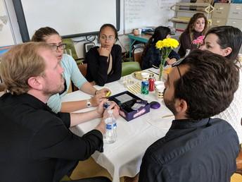 The Teachers Play Board Games!