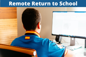 Director's Message:  Remote Return to School