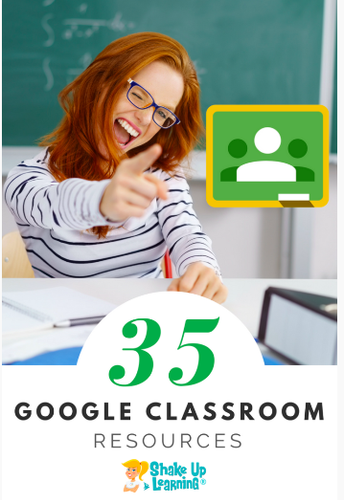 35 Google Classroom Resources