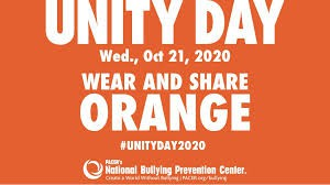 Unity Day at UBMS is October 21, 2020