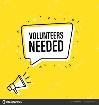 April 16th - 4:00-7:00pm Volunteers Needed!!!!