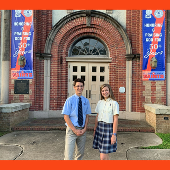 St. Louis Catholic Names Two National Merit Semifinalists