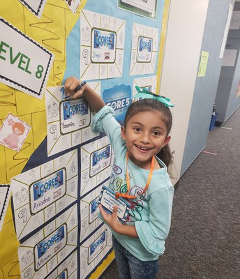 Leveling up in Lexia Core5