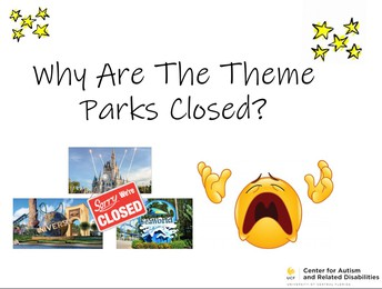 Why Are Theme Parks Closed?