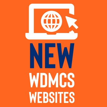 Resources for New WDMCS Websites