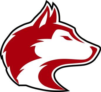 Husky Head logo