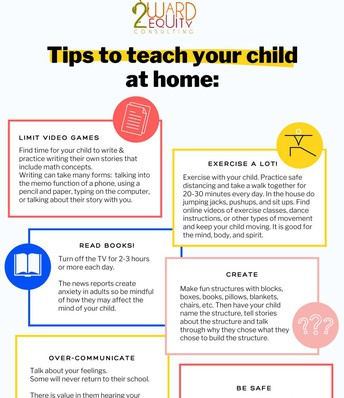 Tips To Teach Your Child At Home