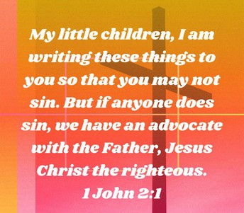 I John 2:1