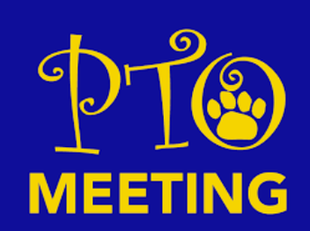PTO Meeting on Monday, October 12th via ZOOM
