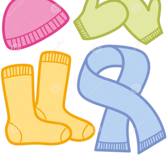 Seeking New Or Gently Used Donations of Hats, Gloves, Mittens, and Socks