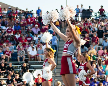 BHS Cheer Fall Sideline Tryouts