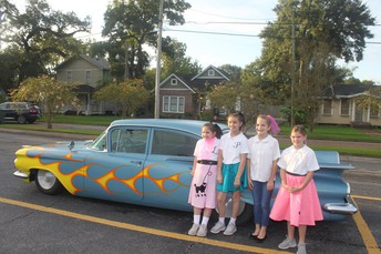 50s Day at School