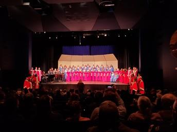 Choir Concert Monday Night