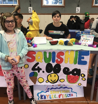 Build a business 2019 - Squishie team