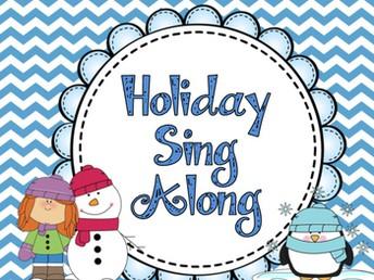 Music Medley Holiday Sing Along