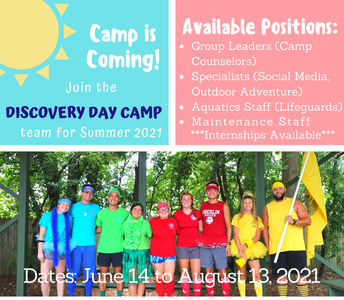 Discovery Day Camp - Vernon Hills Area