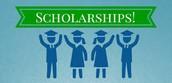 Scholarship Season is Underway!
