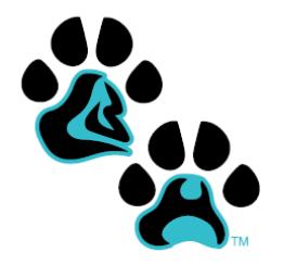 CBH Paw Mascot icon