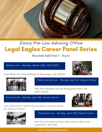Emory College Career News | Smore Newsletters for Education