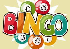 Bingo Night and Pie Eating Contest