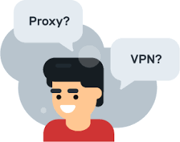 Proxies and VPNS