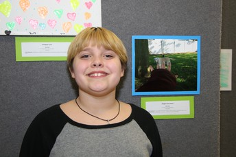 Lily Yates, Cleveland Elementary School