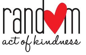 Random Acts of Kindness Week: Feb. 14-20