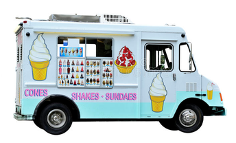 Ice Cream Truck Will Be At W.E.S.!
